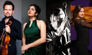 Φεστιβάλ Διεθνείς Μουσικές Ημέρες Καλαμάτας: Συναυλία των καθηγητών απόψε στο Μέγαρο