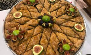 28 πιάτα με συστατικό το σύκο στον Διαγωνισμό Μαγειρικής και Ζαχαροπλαστικής