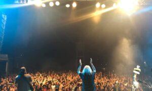 """""""Βούλιαξε"""" ο Άρις από 1.500 επισκέπτες του 11ου Φεστιβάλ Δρόμου Καλαμάτας"""