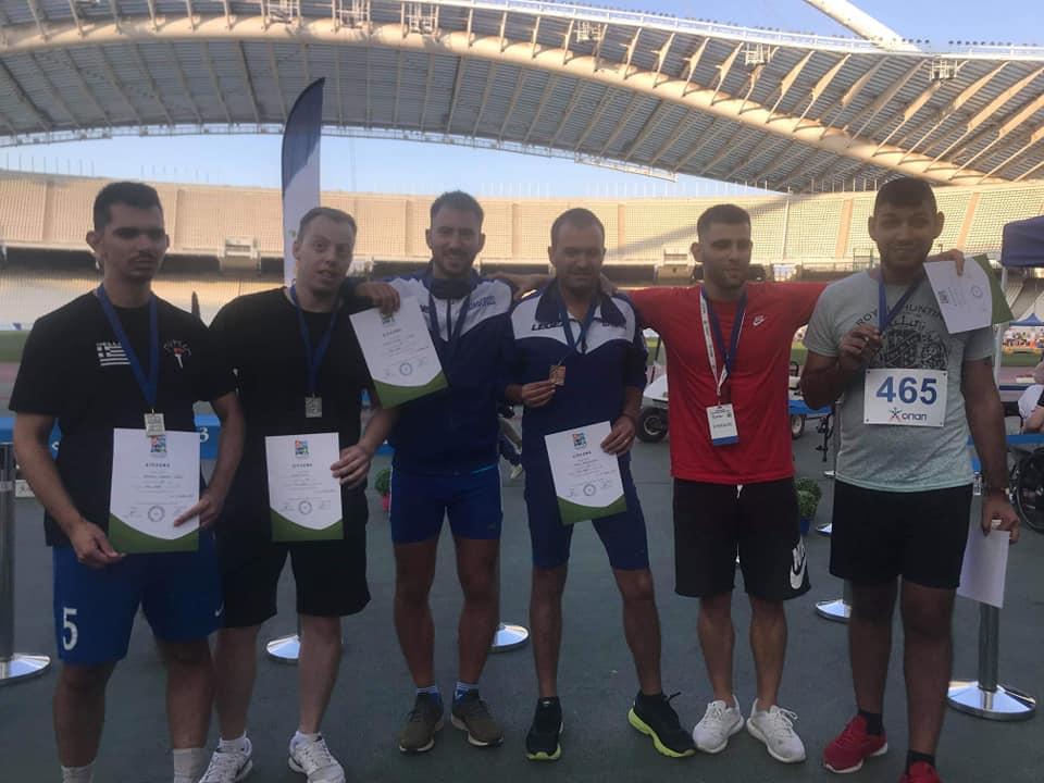 ΔΙΑΦΟΡΟΖΩ: Χρυσά μετάλλια και διακρίσεις στο Πανελλήνιο πρωτάθλημα στο ΟΑΚΑ