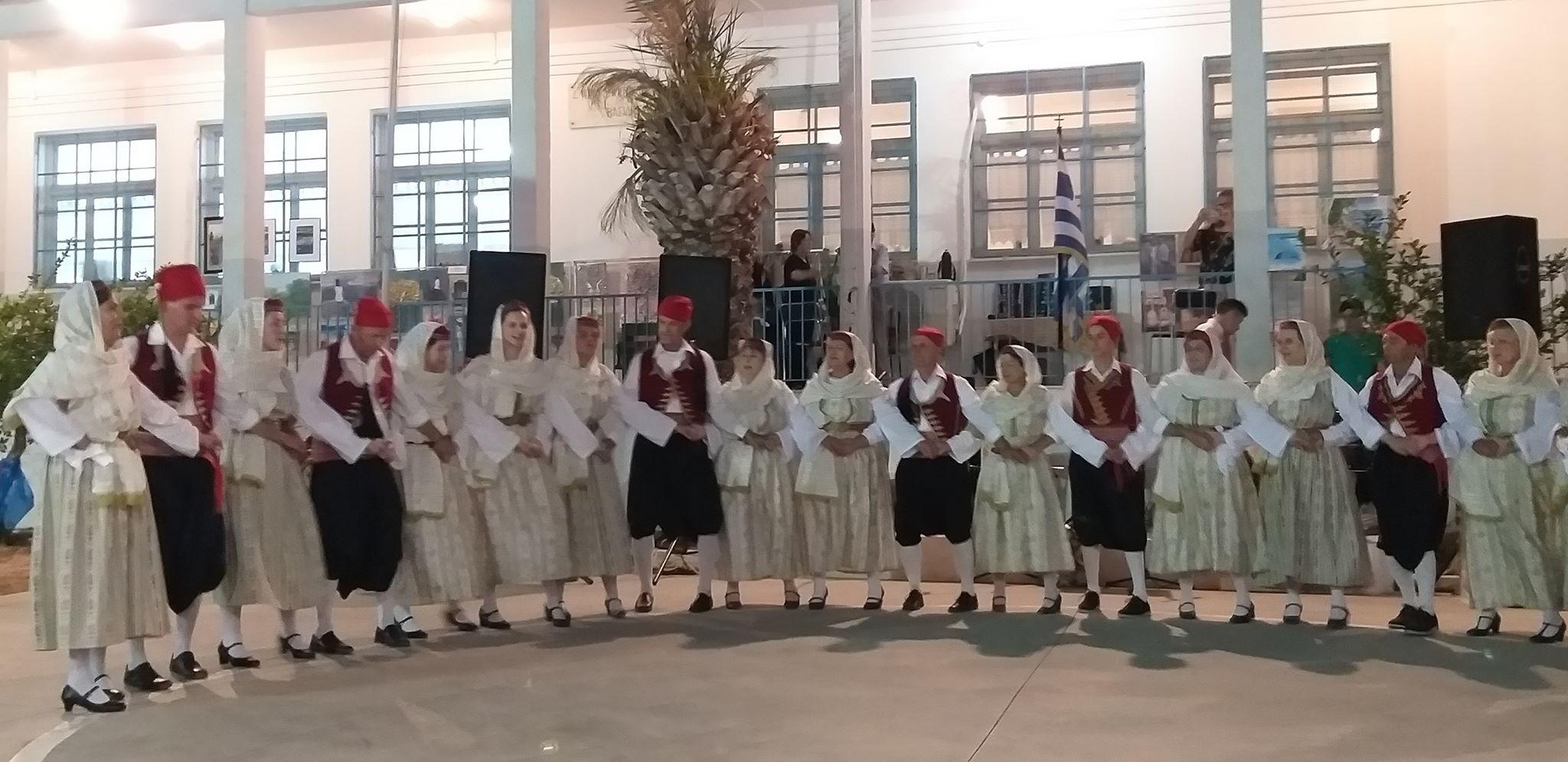 Με επιτυχία ολοκληρώθηκαν οι εκδηλώσεις του Πολιτιστικού Συλλόγου Βασιλιτσιωτών