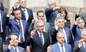 Ανανέωση κατά 40% της κοινοβουλευτικής ομάδας της ΝΔ