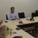 Βασιλόπουλος: Σύσκεψη εφ'όλης της ύλης εν όψει της θητείας του στο Δήμο Καλαμάτας