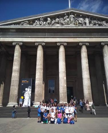 Εκπ.Μπουγά: Στο Λονδίνο εκπαιδευτική εκδρομή για πρόγραμμα του Πανεπιστημίου της Οξφόρδης