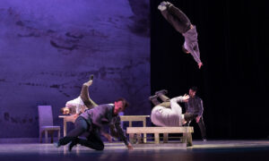 Δυναμικά συνεχίζεται το 25ο Διεθνές Φεστιβάλ Χορού Καλαμάτας