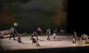 25ο Διεθνές Φεστιβάλ Χορού: Εντυπωσιακή πρεμιέρα, ευοίωνες οι προοπτικές του
