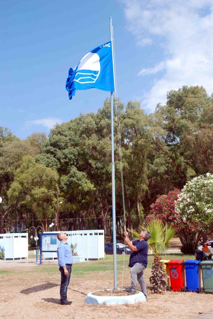 """Δήμος Μεσσήνης: """"Γαλάζια σημαία"""" και φέτος στη Μπούκα"""