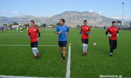 ΠΣ Η Καλαμάτα: Ξεκίνησαν οι δοκιμές νέων ποδοσφαιριστών
