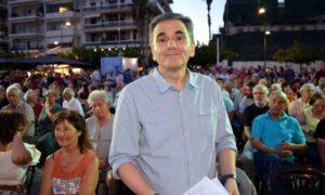 """Τσακαλώτος: """"Το αποτέλεσμα των Ευρωεκλογών μπορεί να αντιστραφεί"""""""