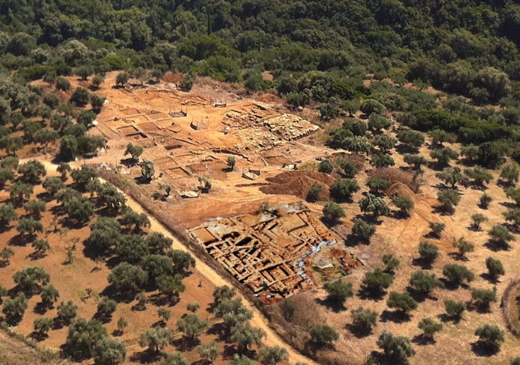 Νίκας: Θα βελτιωθεί η προσβασιμότητα στον αρχαιολογικό χώρο της Ίκλαινας