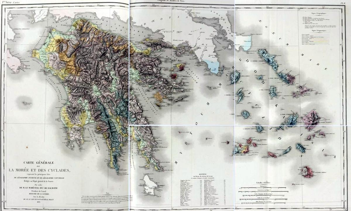 190 χρόνια από την Γαλλική Επιστημονική Αποστολή του Μοριά