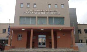 Διαβεβαιώσεις Κοντοζαμάνη σε Λαμπρόπουλο για ενίσχυση του Νοσοκομείου Κυπαρισσίας