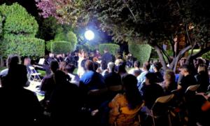"""""""Όταν βγαίνει το φεγγάρι"""": Μουσική βραδιά από τη Δημοτική Φιλαρμονική Καλαμάτας"""