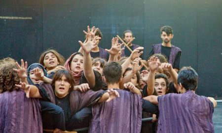 """Πειραματική Σκηνή Καλαμάτας: """"Τρωάδες"""" από 3-6 Σεπτεμβρίου στο Κάστρο Καλαμάτας"""