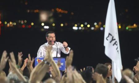Τσίπρας: Προσκλητήριο ενότητας για τη μεγάλη πολιτική ανατροπή
