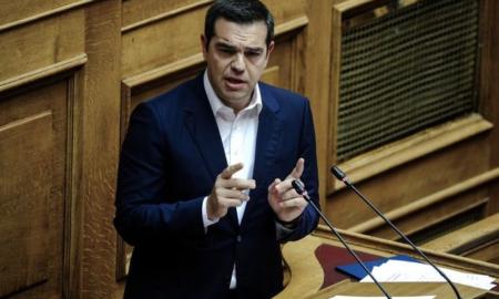 Τσίπρας: Τις πρώτες νομοθετικές σας παρεμβάσεις θα ζήλευε ακόμη και ο Όρμπαν