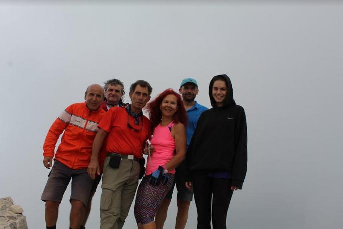 Στο Χαλασμένο του Ταϋγέτου οι ορειβάτες του Ευκλή