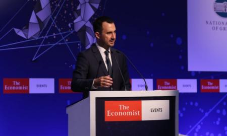 Χαρίτσης στο Economist: Ανησυχητικά τα πρώτα δείγματα γραφής της νέας Κυβέρνησης