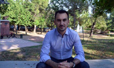 """Xαρίτσης: """"Oι δεσμεύσεις της κυβέρνησης ΣΥΡΙΖΑ δεν ήταν μεγάλα λόγια αλλά έργα που υλοποιούνται και στη Μεσσηνία"""""""