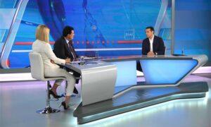 Αλ. Τσίπρας στον ΣΚΑΙ: Είπα την αλήθεια στον ελληνικό λαό