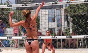 Το θέαμα του καλοκαιριού στο Bodytalk Beach Volley της Καλαμάτας!