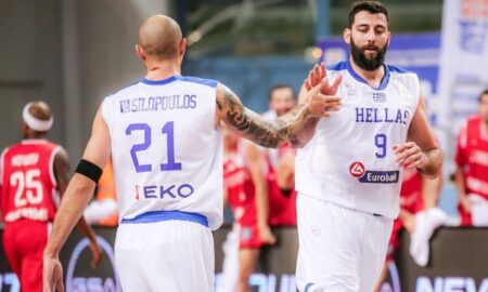 Eurobasket 2021: Οι πιθανοί αντίπαλοι της Εθνικής Ελλάδας στα προκριματικά