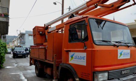 ΔΕΔΔΗΕ: Προσλήψεις τριών ατόμων στην Καλαμάτα