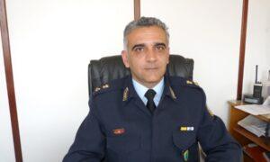 Νέος Αστυνομικός Διευθυντής Μεσσηνίας ο Ηλίας Αξιοτόπουλος