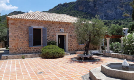 Η οικία Λη Φέρμορ στην Καρδαμύλη ανοίγει στο κοινό – Η ιστορία μιας δωρεάς