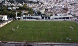 """ΠΣ Η Καλαμάτα: """"Λίφτινγκ"""" ύψους 187.000 στο γήπεδο του Μεσσηνιακού"""