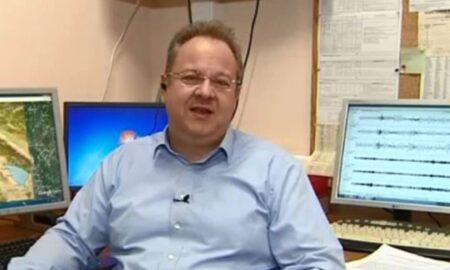 Σεισμός – Παπαζάχος: Θα περάσει δύσκολο Σαββατοκύριακο η Αττική