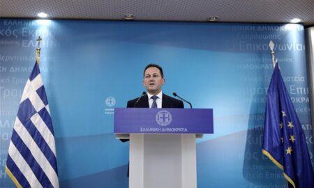 Πέτσας: Η Ελλάδα δεν αντέχει συστήματα που επιφυλάσσουν ακυβερνησία και πολιτική αστάθεια
