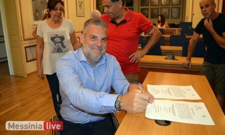 Λαζαρίδης: Και Πρεσβευτής της Καλαμάτας και Δημοτικός Σύμβουλος
