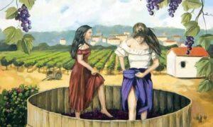 Ανάληψη: Παραδοσιακό πάτημα σταφυλιών την Παρασκευή 16 Αυγούστου