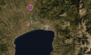 Πρωινό ξύπνημα από σεισμό στα Αρφαρά
