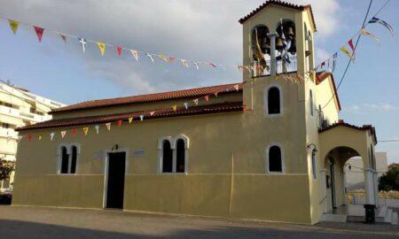 Ιερος Ναός Αγίου Δημητρίου Αρκάδων Καλαμάτας: Εθελοντική αιμοδοσία την 1η Σεπτεμβρίου