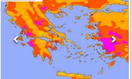 Έρχεται καυτό Σαββατοκύριακο και στη Μεσσηνία-Καύσωνας με 39°C
