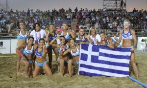 Παράκτιοι Μεσογειακοί Αγώνες: Τα χρυσά κορίτσια της Ελλάδας στο Beach Handball