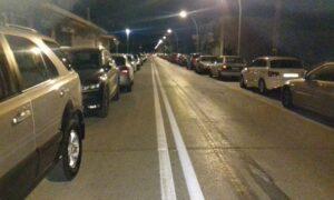 Φαββατάς: Τα αυτοκίνητα στην Αύρας κινούνται στο αντίθετο ρεύμα!