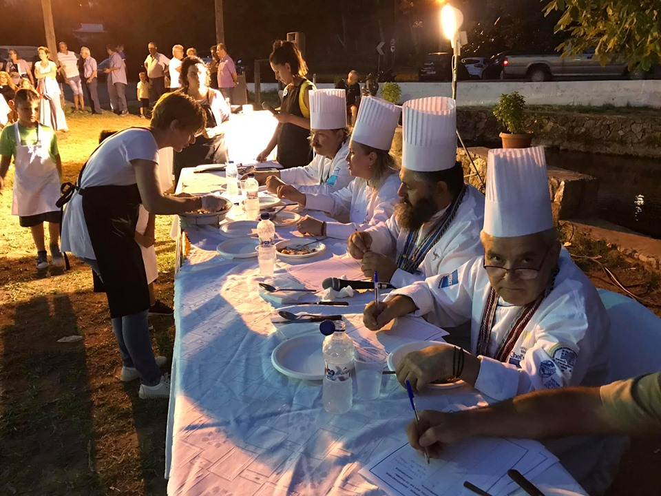 Πήδημα: 59 συμμετοχές στον επιτυχημένο Διαγωνισμό Μαγειρικής-Ζαχαροπλαστικής