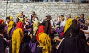 Νέδουσα: Επιτυχημένη η διοργάνωση του 3ου χορευτικού ανταμώματος