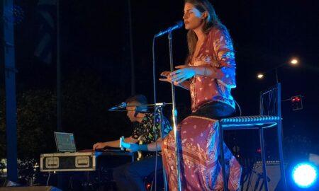 Εξαιρετική εμφάνιση της Παυλίνας Βουλγαράκη στο Μέγαρο