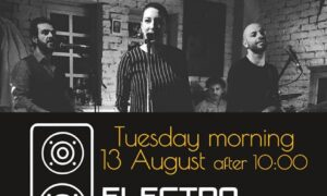 Brunch με live μουσική στην Tikla