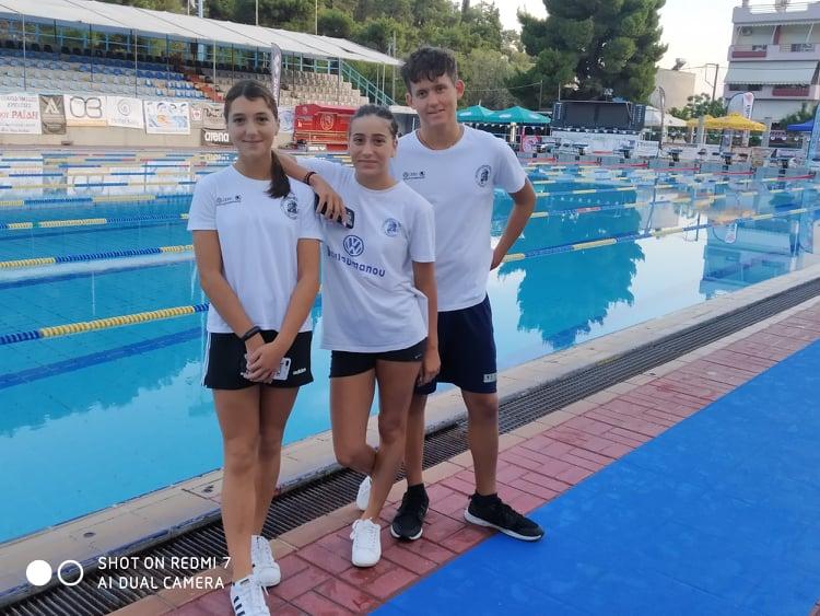 ΝΟΚ: Θετικός ο αγωνιστικός απολογισμός στα Πανελλήνια πρωταθλήματα κολύμβησης