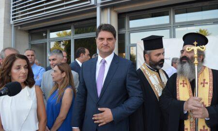 """Δήμος Μεσσήνης: Ορκίστηκε Δήμαρχος ο Αθανασόπουλος – """"Κάθε μέρα μαζί"""" υποσχέθηκε"""