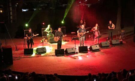 """""""Μαγική συναυλία"""" Μαχαιρίτσα – Πορτοκάλογλου στο κατάμεστο Κάστρο"""