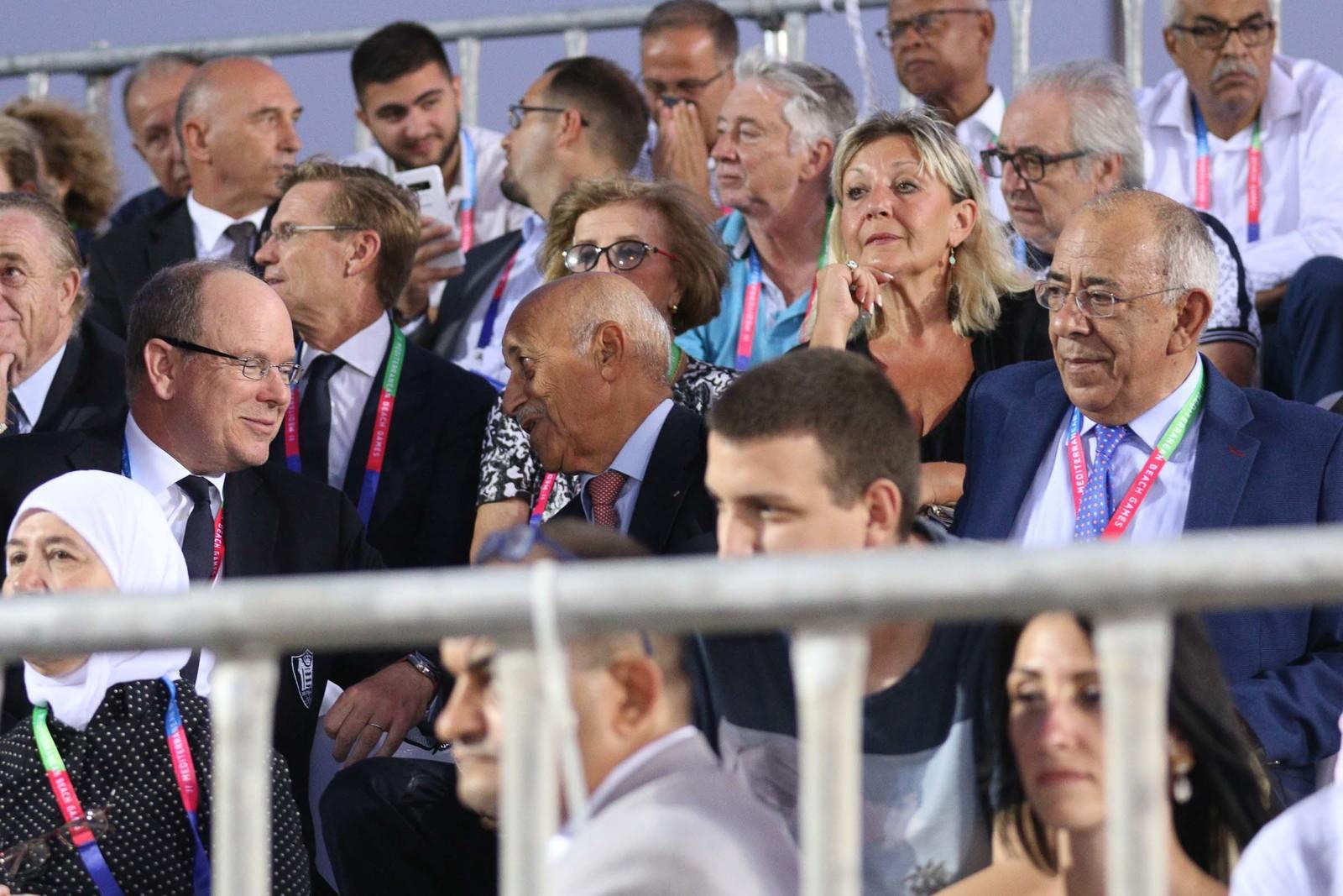 Με μία λαμπρή Τελετή Έναρξης άνοιξε η αυλαία των Παράκτιων Μεσογειακών Αγώνων