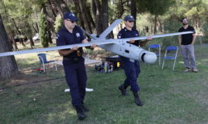 Περιπολίες από αέρος σε όλη τη Μεσσηνία για φωτιές-Σε γενική επιφυλακή οι πυροσβεστικές δυνάμεις