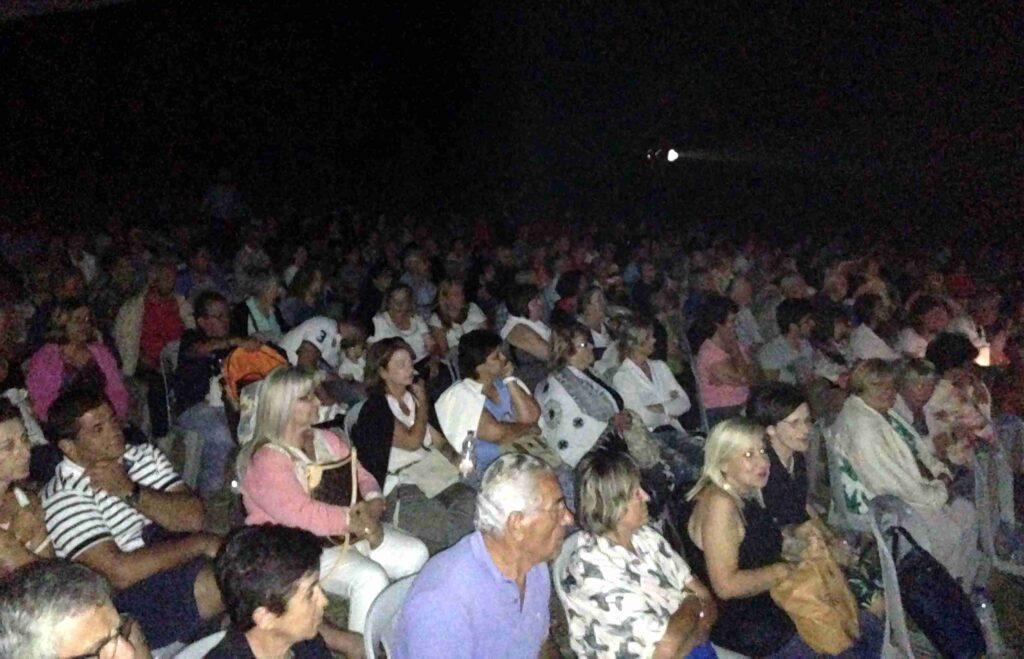 Οιχαλία: Μαγευτική βραδιά στο Ναό του Επικούριου Απόλλωνα