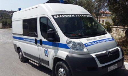 Τα δρομολόγια από Δευτέρα 9 Σεπτεμβρίου των Κινητών Αστυνομικών Μονάδων στη Μεσσηνία
